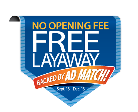 Walmart Layaway