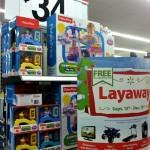 Layaway at Walmart
