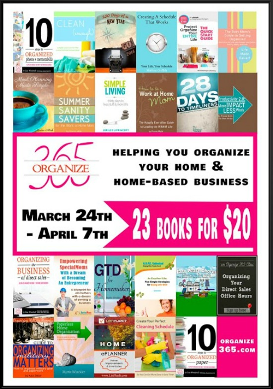 Organize eBook Bundle