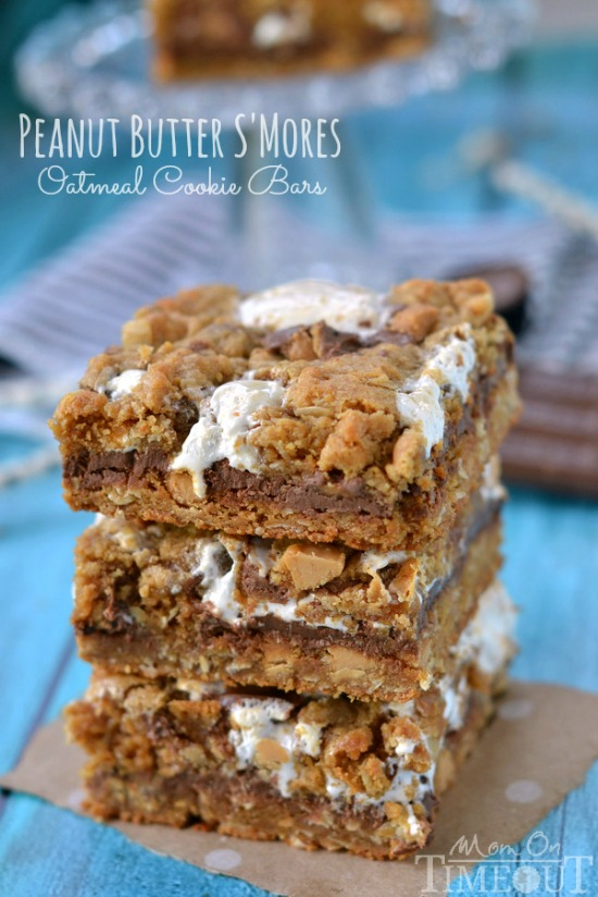 pb-smores-oatmeal-cookie-bars