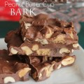 Reese's Peanut Butter Cup Bark : 100 Days of Homemade Holiday Inspiration on HoosierHomemade.com