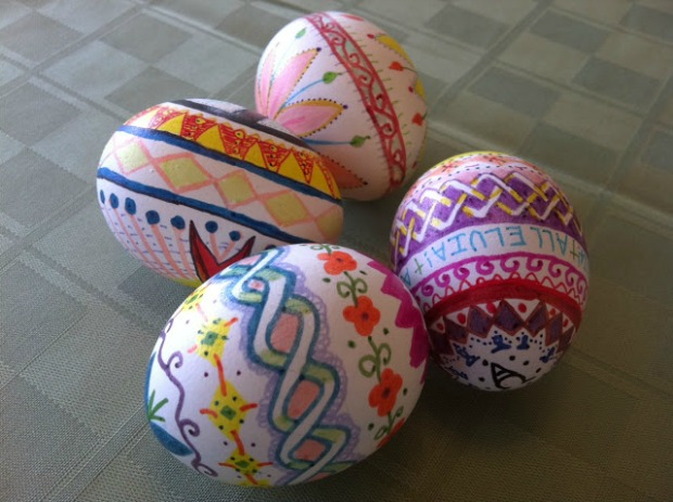 20 Egg Decorating Ideas Hoosier Homemade