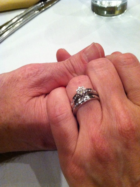 honoring 25 years of marriage