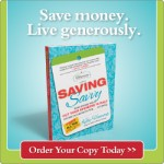 Saving Savvy Book Giveaway