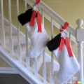 Slipcover Your Christmas Stocking : 100 Days of Homemade Holiday Inspiration