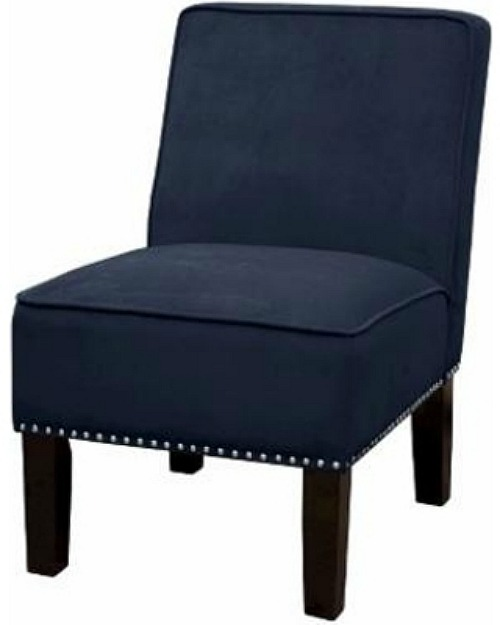 skyline-accent-chair-upholstered-chair-burke-solid-nailbutton-chair-velvet-navy