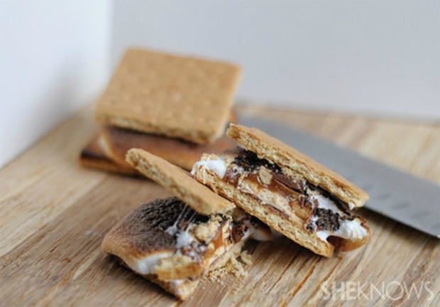 snickers-S'mores