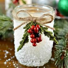 snowy mason jar-PAGE