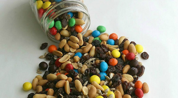 trail mix.FEATURE