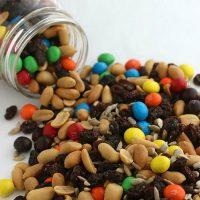 Recipe for Trail Mix