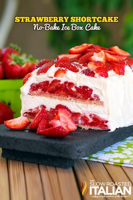 No Bake Strawberry Dessert Recipes Hoosier Homemade