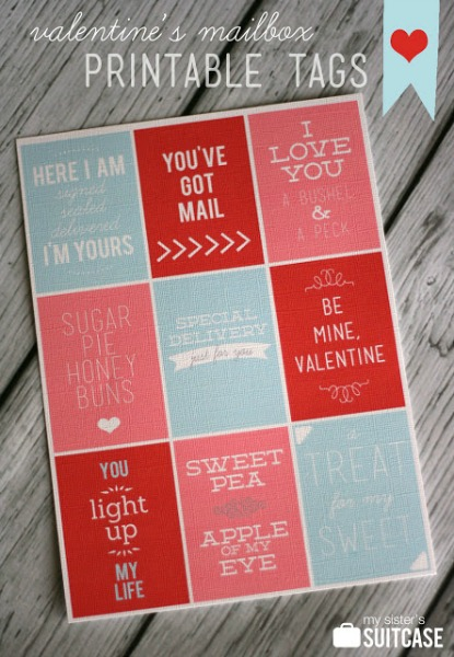 30 Free Valentines Day Printables Hoosier Homemade – French Valentines Cards